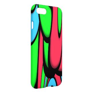 Capa iPhone 8/7 Cores de derretimento