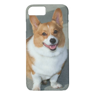 Capa iPhone 8/ 7 Corgi de Galês