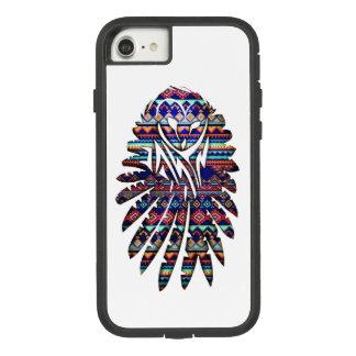 Capa iPhone 8/ 7 Coruja asteca