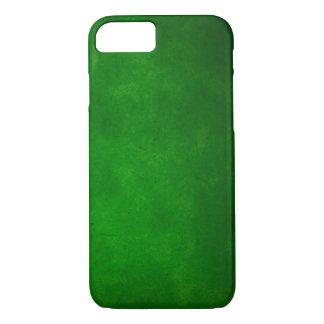 Capa iPhone 8/ 7 Couro de rocha verde