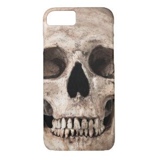 Capa iPhone 8/ 7 Crânio velho resistido