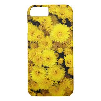 Capa iPhone 8/ 7 Crisântemo amarelo mal lá