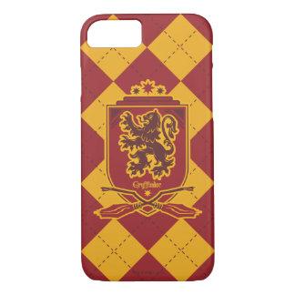 Capa iPhone 8/ 7 Crista de Harry Potter   Gryffindor QUIDDITCH™