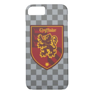 Capa iPhone 8/ 7 Crista do orgulho da casa de Harry Potter |