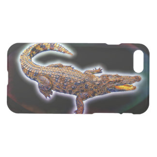 Capa iPhone 8/7 Crocodilo asiático