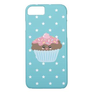 Capa iPhone 8/ 7 Cupcake bonito de Kawaii