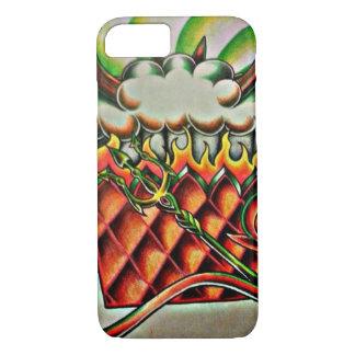 Capa iPhone 8/ 7 Cupcake mau - Iphone 8/7 de caso