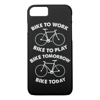 Capa iPhone 8/ 7 Da bicicleta ciclismo legal para sempre -