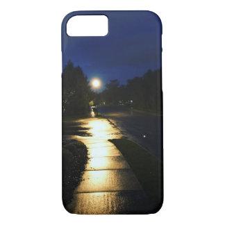 """Capa iPhone 8/ 7 Da """"capa de telefone da caminhada chuva"""" -"""