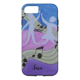 Capa iPhone 8/ 7 Dança à música