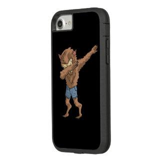 Capa iPhone 8/ 7 dança de toque ligeiro da solha do Dia das Bruxas