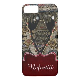Capa iPhone 8/ 7 Dança do ventre tribal de Kuchi personalizada