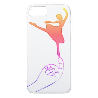 Capa iPhone 8/ 7 Dançarino minúsculo