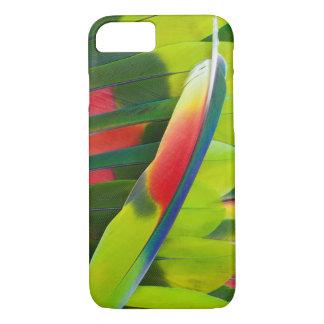 Capa iPhone 8/ 7 De Amazon do papagaio da pena vida ainda