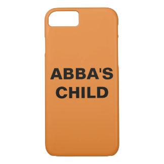 "Capa iPhone 8/ 7 De ""iPhone de Apple da criança Abba"" 8/7 de caso"