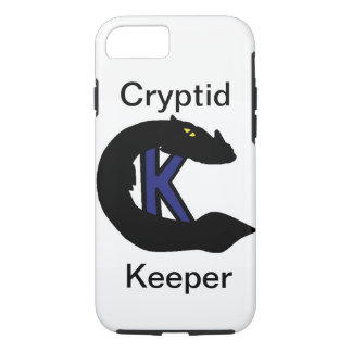 Capa iPhone 8/ 7 Depositário de Cryptid