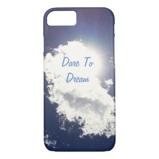 Capa iPhone 8/ 7 Desafio para sonhar o céu do verão