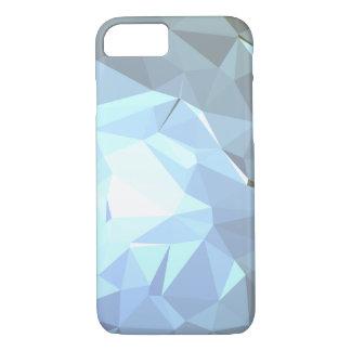 Capa iPhone 8/ 7 Design abstrato & colorido do teste padrão -