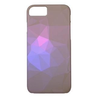 Capa iPhone 8/ 7 Design abstrato & colorido do teste padrão - antro