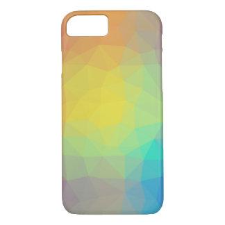 Capa iPhone 8/ 7 Design abstrato & elegante de Geo - visão do