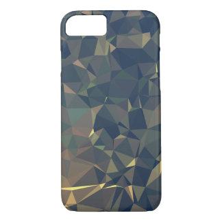 Capa iPhone 8/ 7 Design abstrato & limpo de Geo - aço infundido