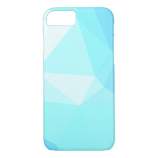 Capa iPhone 8/ 7 Design abstrato & limpo de Geo - inverno de