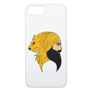 Capa iPhone 8/ 7 design do estilo do singh