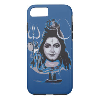 Capa iPhone 8/ 7 Design duro do caso do iphone Hindu da maçã do