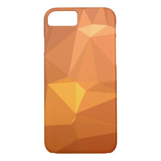 Capa iPhone 8/ 7 Design geométrico abstrato de LoveGeo - caramelo
