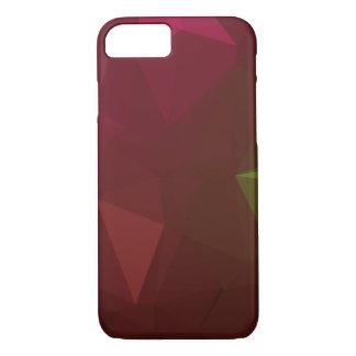 Capa iPhone 8/ 7 Design geométrico abstrato de LoveGeo - floresta