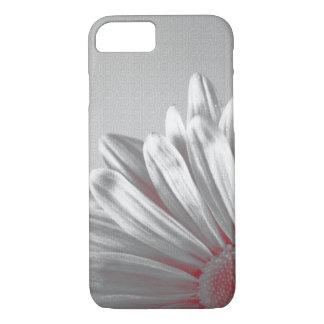 Capa iPhone 8/ 7 Destaques florais vermelhos