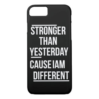 Capa iPhone 8/ 7 Devem ser im forte diferente!