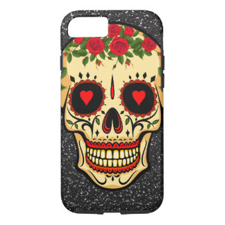 Capa iPhone 8/ 7 Dia dos corações e das flores inoperantes do
