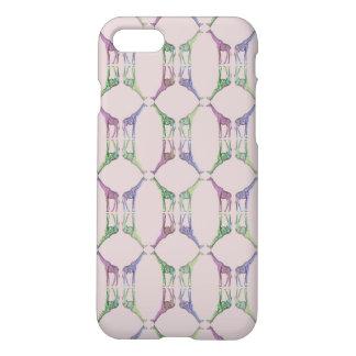 Capa iPhone 8/7 Diamante do girafa