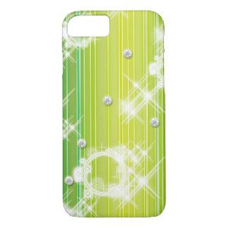 Capa iPhone 8/ 7 Diamante esmeralda