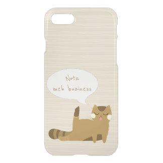 """Capa iPhone 8/7 Do """"gato não meu negócio"""""""