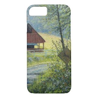 """Capa iPhone 8/ 7 Dos """"capa de telefone do cruzamento cervos"""""""