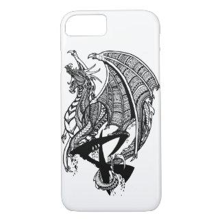Capa iPhone 8/ 7 Dragão do picosegundo