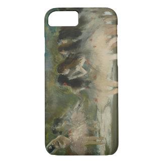 Capa iPhone 8/ 7 Edgar Degas - balé na ópera de Paris