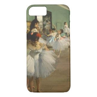 Capa iPhone 8/ 7 Edgar Desgaseifica- a classe de dança 1874