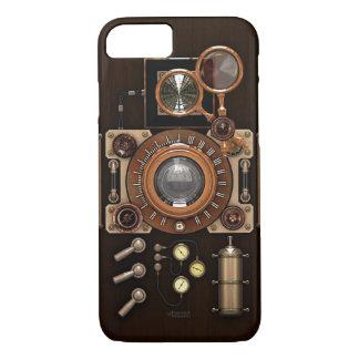 Capa iPhone 8/ 7 Edição da obscuridade da câmera do vintage TLR