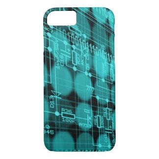 Capa iPhone 8/ 7 ELE o conselho de circuito alta tecnologia do