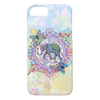 Capa iPhone 8/ 7 Elefante sagrado