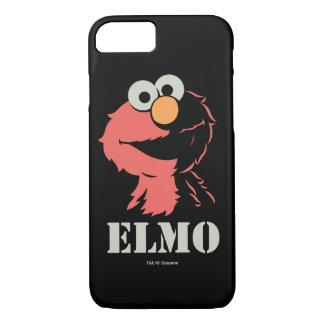 Capa iPhone 8/ 7 Elmo meio