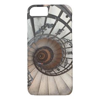 Capa iPhone 8/ 7 Escadaria espiral