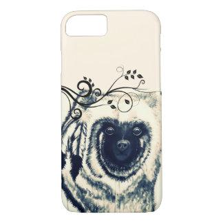 Capa iPhone 8/ 7 Espírito do urso nas videiras