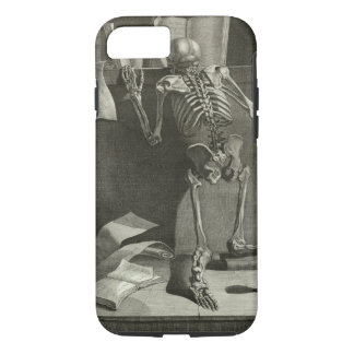 Capa iPhone 8/ 7 Esqueleto da leitura