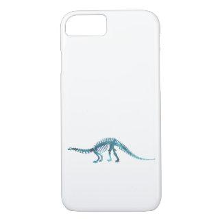Capa iPhone 8/ 7 Esqueleto do dinossauro