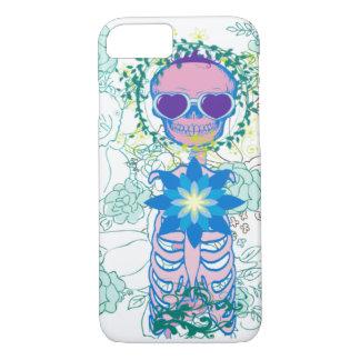 Capa iPhone 8/ 7 Esqueleto feminino