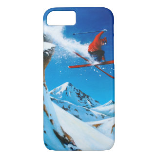 Capa iPhone 8/ 7 Esqui extremo